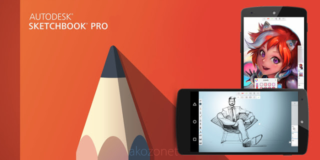 Download Autodesk SketchBook Pro v3.7.2 APK Terbaru Full
