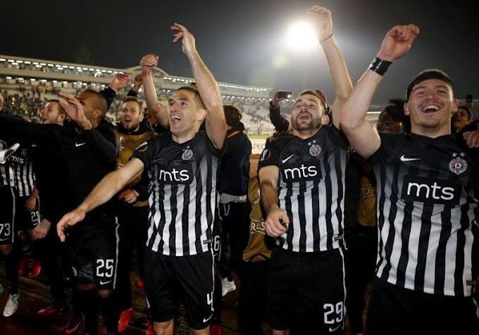 Uprava Partizana bogato nagradila igrače!