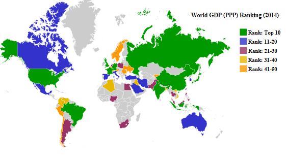 Perbedaan GNP, GDP dan GNI