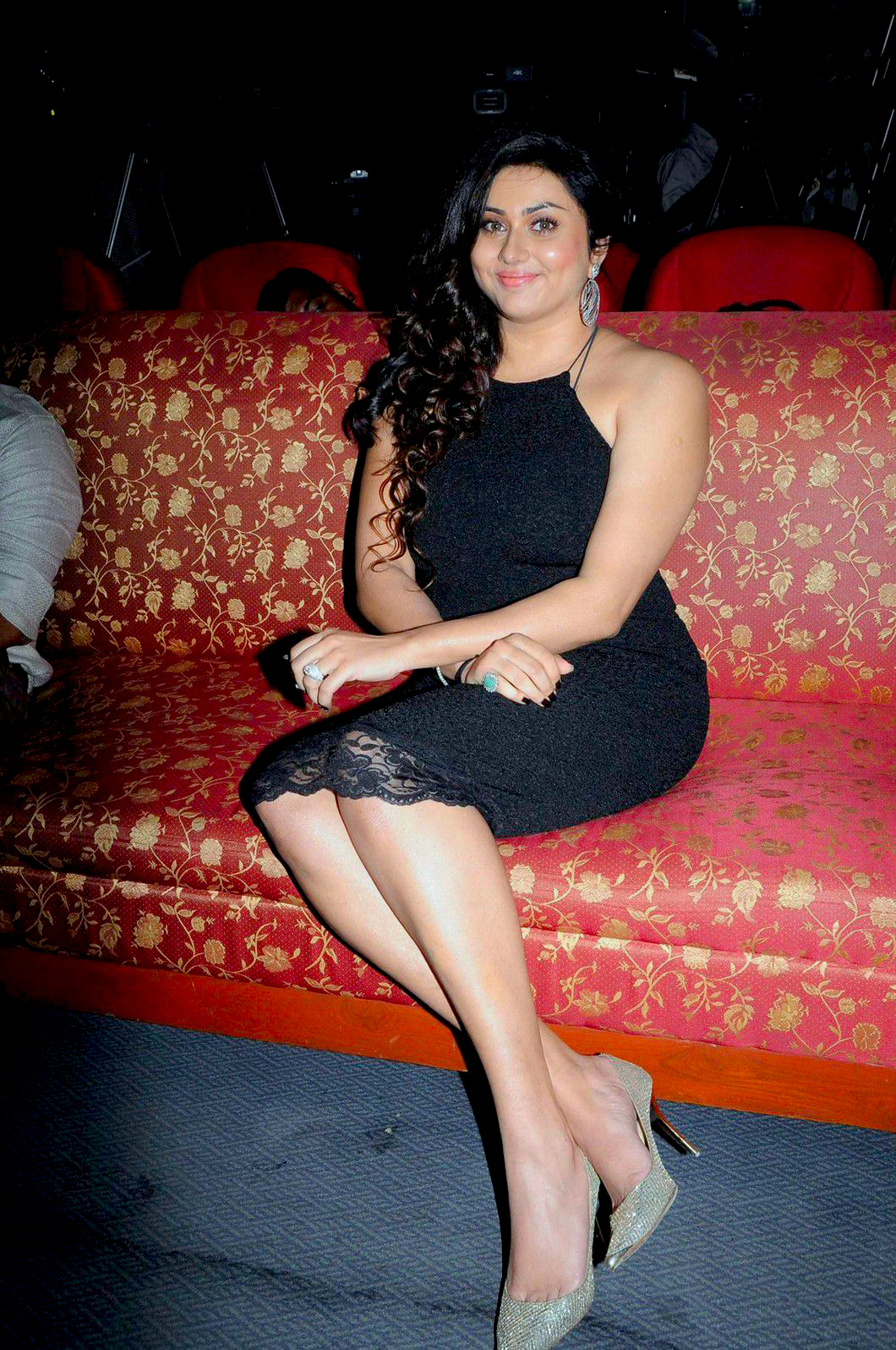 Namitha Kapoor Became Slim Surprising Makeover Latest Public Photos