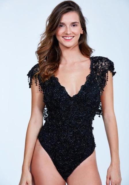 Miss Turkey 2017 Merve Argun Kimdir, Yaşı, Boyu, Kilosu, Resimleri