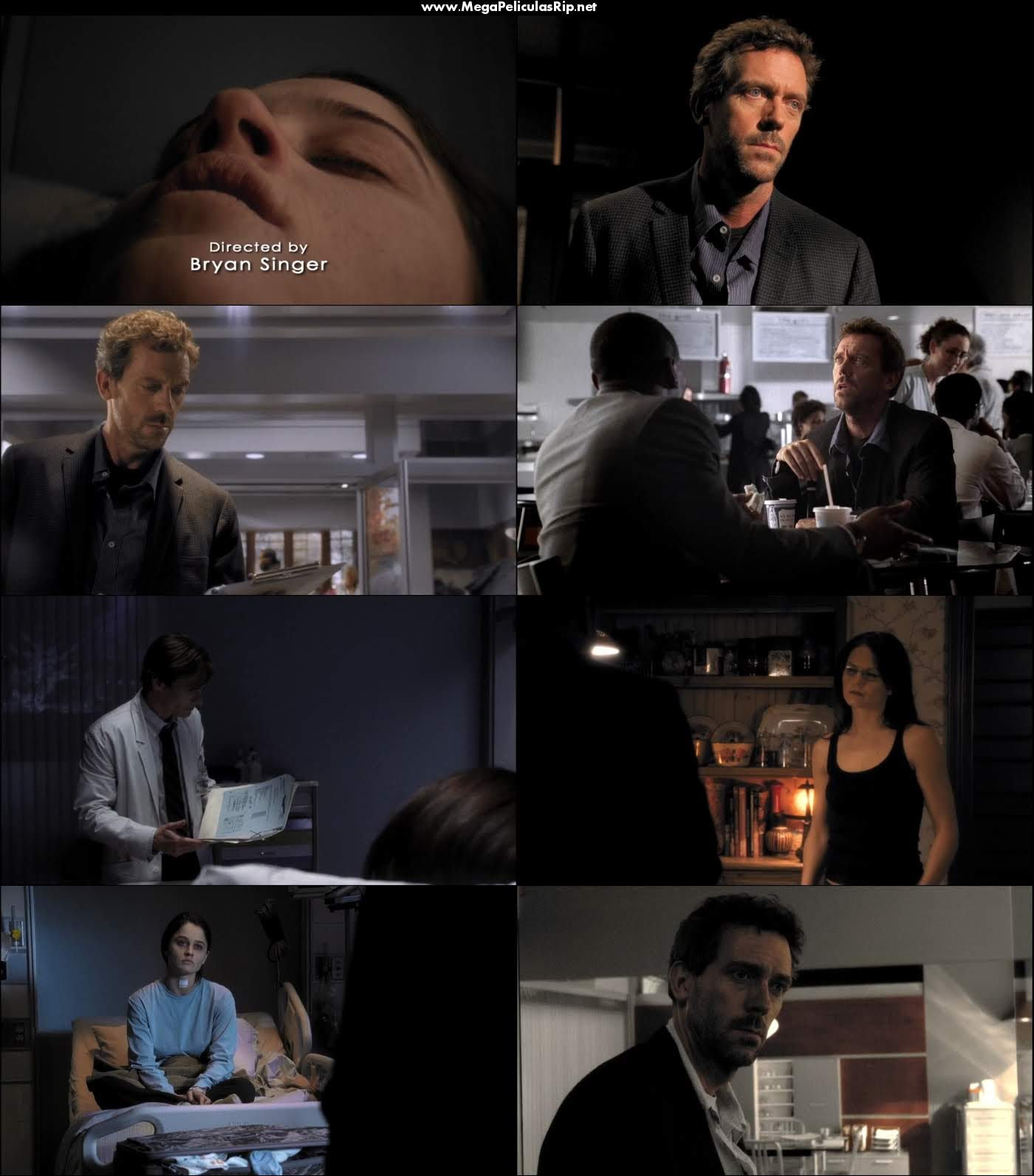 Dr House Temporada 1 720p Latino