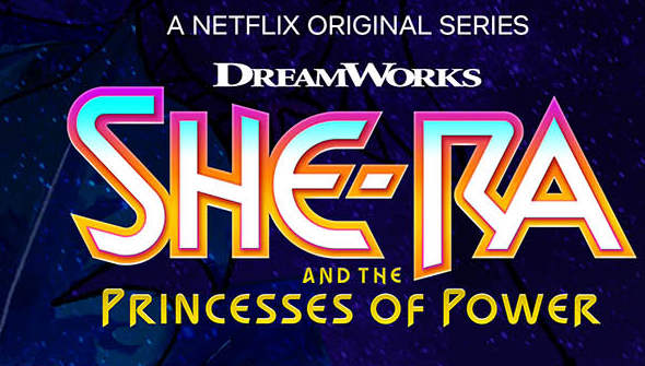 She-Ra: And The Princesses of Power' Teaser Art and Cast