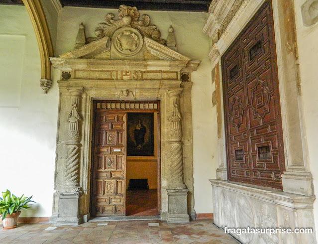 Mosteiro de San Jerónimo, Granada