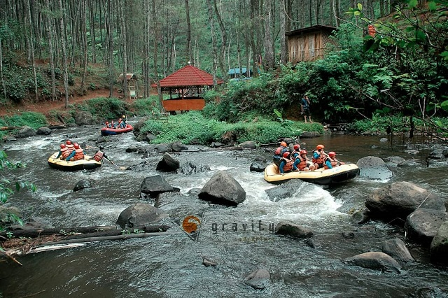 Gambar dari gravity adventure outbound