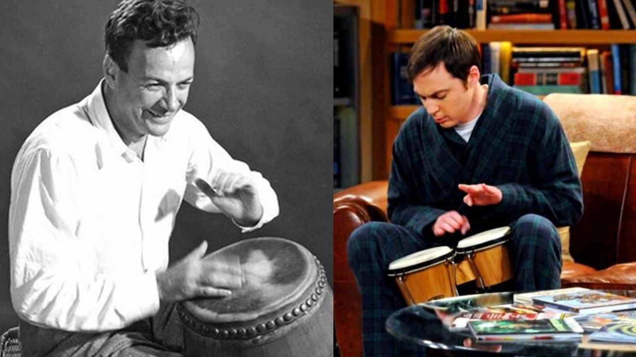richard feynman in popular culture