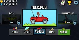 Hill climb racing mod apk hack download