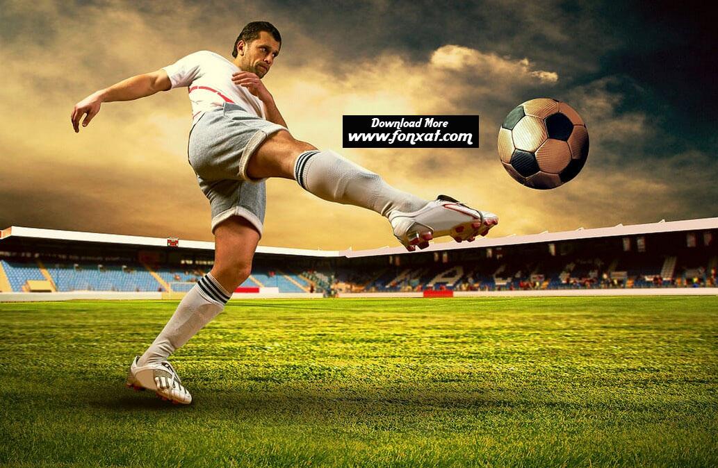 Hd Wallpapers Football خلفيات كرة قدم عالية الجودة Fonxat Gfx
