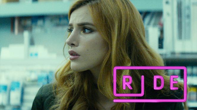 Viaje mortal (2018) BRRip 1080p Latino-Ingles