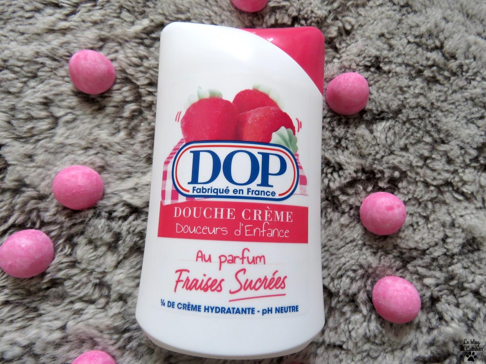Douce crème Douceur d'Enfance - Fraises Sucrées - Dop
