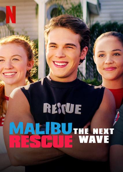 Malibu Rescue The Next Wave 2020 Dual Audio Hindi English 720p HDRip Full Movie Free Download