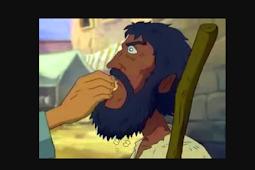 Abu Bakar Menangis Ketika Menyuapi Pengemis Buta