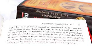 Secretul Medici, de Michael White. Recenzie