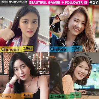 BEAUTIFUL GAMER #17