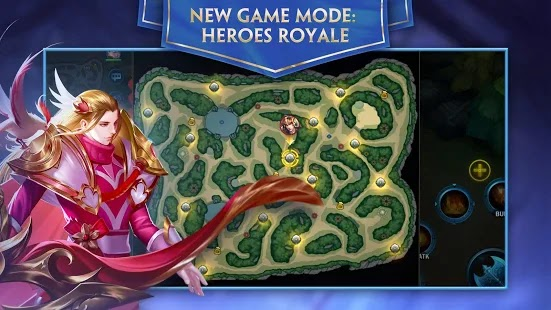 Heroes Evolved Apk+Data Free on Android Game Download