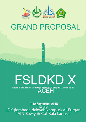 Contoh Proposal Kegiatan Format CDR