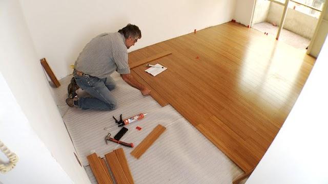 Pisos flotantes de madera: Guía para instalar