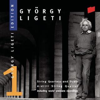 György Ligeti, Ligeti Edition 1: String Quartets and Duets