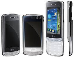 Spesifikasi Handphone LG GD900 Crystal