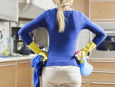 Debes organizarte para que la limpieza sea fácil identificando las fuentes de suciedad.
