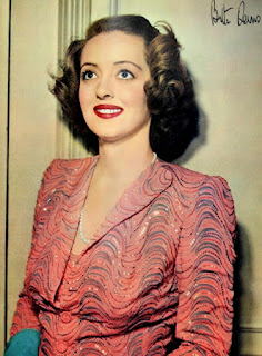 Bette Davis In Color