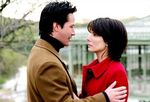 Resultado de imagem para imagem do filme a casa do lago casal