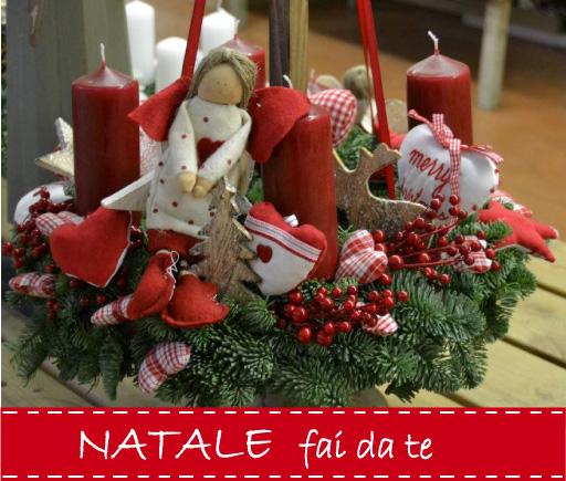 Centrotavola X Natale Fai Da Te.Idee Per Un Natale Fai Da Te Dettagli Home Decor