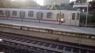 Vitinia - Il treno guasto