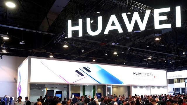 Huawei figura por primera vez entre los diez receptores más activos de patentes estadounidenses