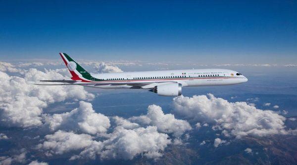 López Obrador confirma que rifará avión presidencial