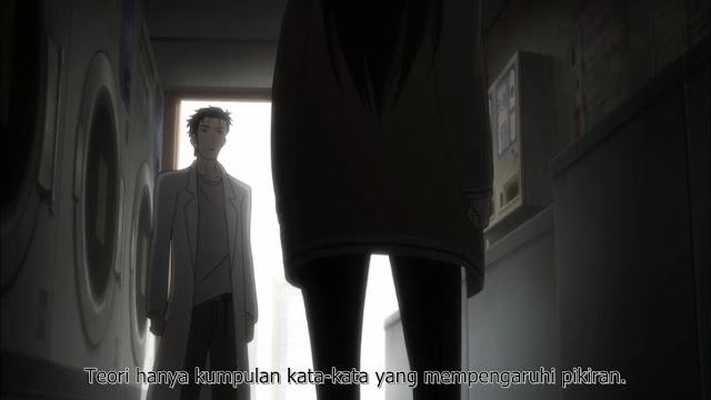 Kata Bijak Mutiara Quotes Anime Steins;Gate (Update)