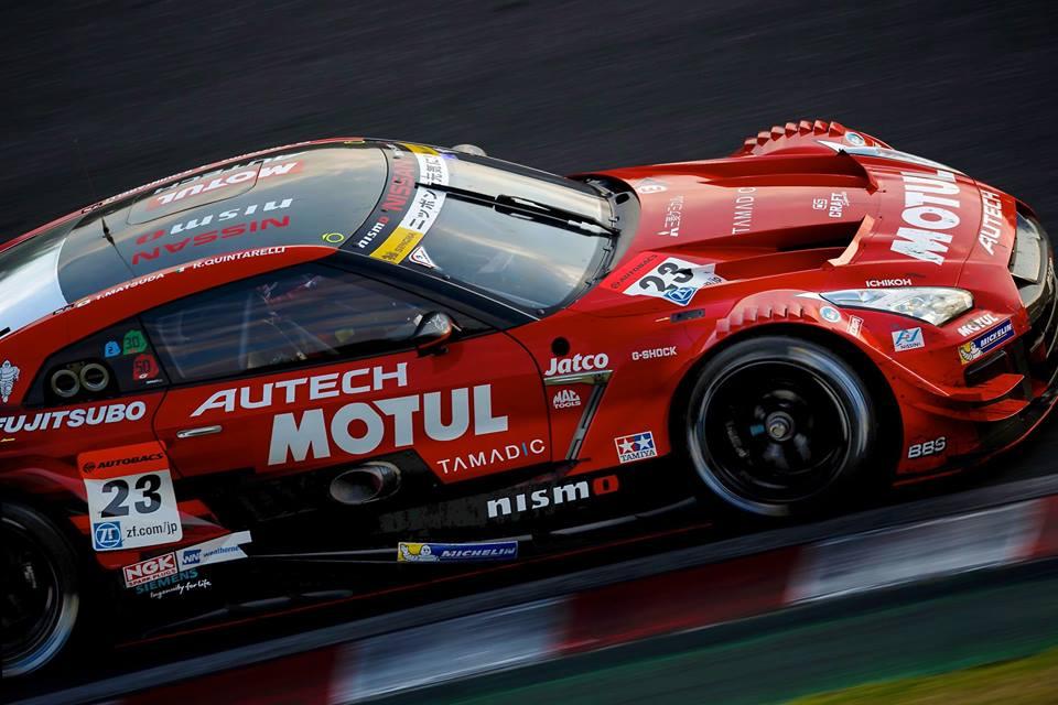Η Nissan βρέθηκε στην κορυφή του Super GT  στην πίστα Suzuka