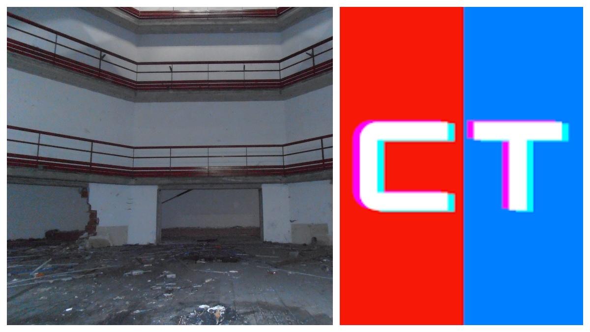 Ristrutturazione del Teatro Moncada