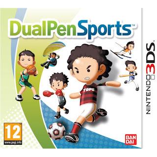 Dual Pen Sports 3DS CIA Region Free