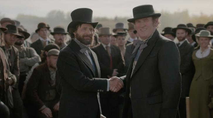Hell on Wheels - Episode 5.14 - Done (Series Finale) - Promo & Sneak Peek