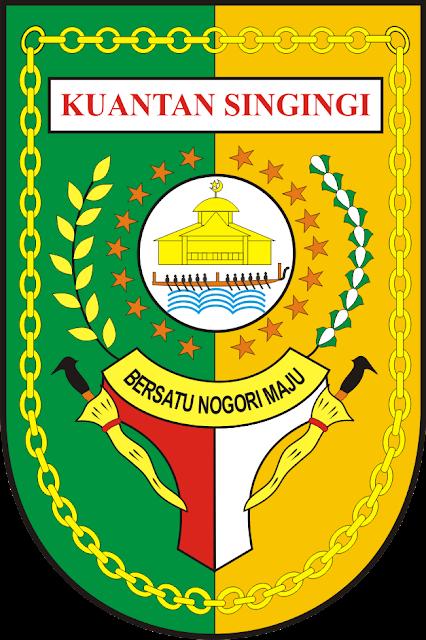 Logo   Lambang Kabupaten Kuantan Singingi