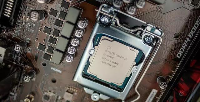 Cek Fisik Processor