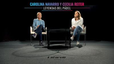 """La firma StarVie estrena el documental """"Carolina Navarro y Cecilia Reiter. Leyendas del pádel"""""""