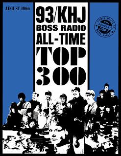 KHJ 1966 Top 300 Booklet (Front)