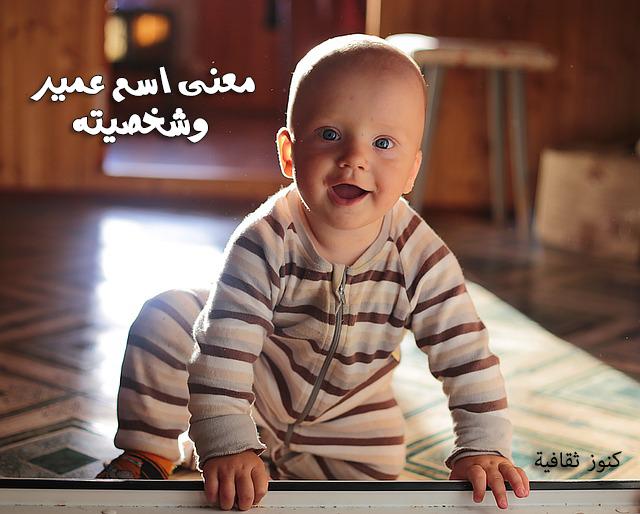 معنى اسم عمير