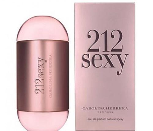 Miniatura Carolina Herrera 212 Sexy