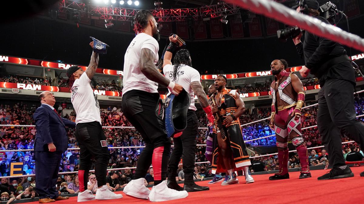 The Bloodline and the New Day