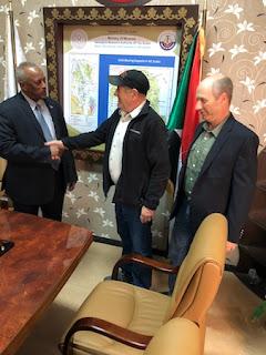 Sudan Minister Of Minerals