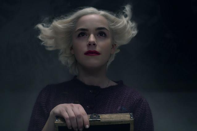 Imagen Las escalofriantes aventuras de Sabrina Temporada 4