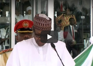 BREAKING: I'll take 100m Nigerians out of poverty – says Buhari