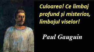 Maxima zilei: 7 iunie - Paul Gauguin