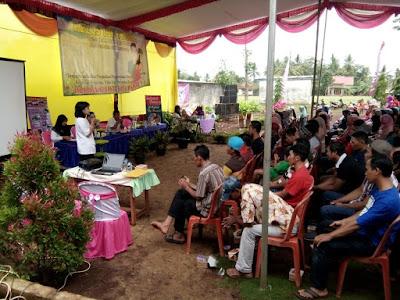Dinas Kesehatan Lampung Timur Adakan Kelas Ibu Hamil di Kecamatan Bandar Sribhawono