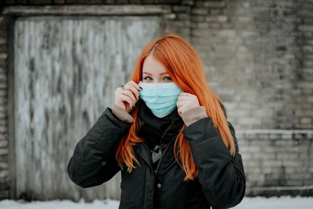 maschera antivirus come indossarla