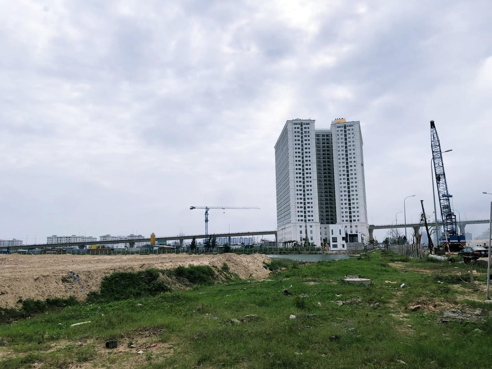 Cập nhật tiến độ dự án Kim Long Ocean Đà Nẵng