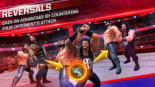 WWE Mayhem Apk Latest